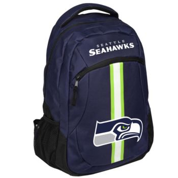 Forever Collectibles Seattle Seahawks Action Backpack