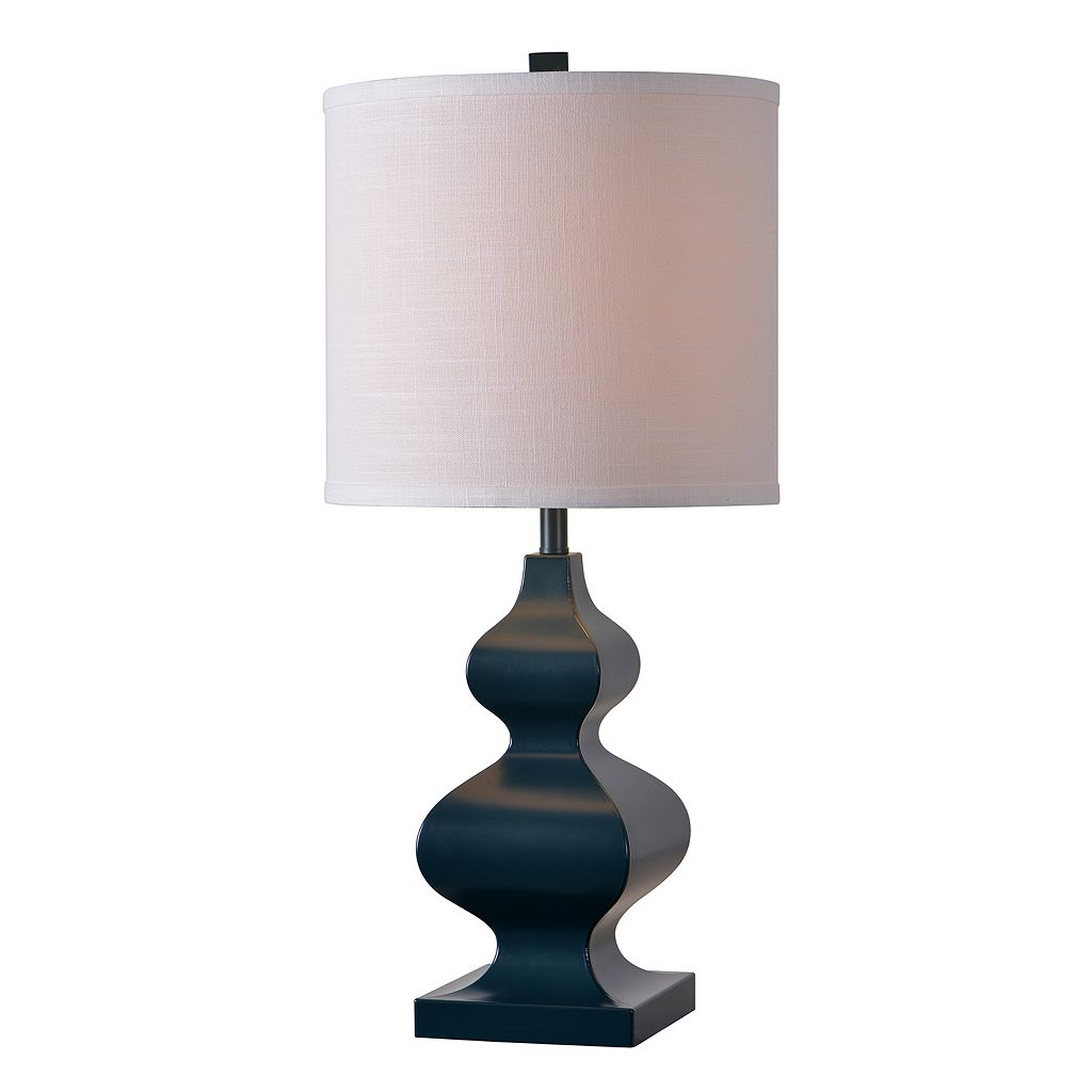 Kenroy Home Milton Curved Table Lamp