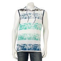 Men's Ocean Current Baxter Sleeveless Hoodie