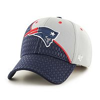 Adult '47 Brand New England Patriots Intersector Adjustable Cap