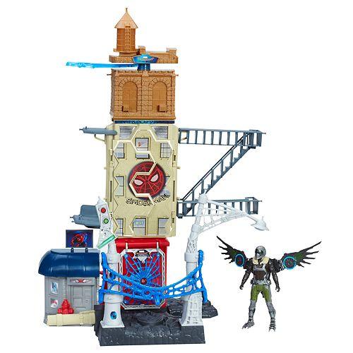 Marvel Spider-Man: Homecoming Marvel's Vulture Attack Set
