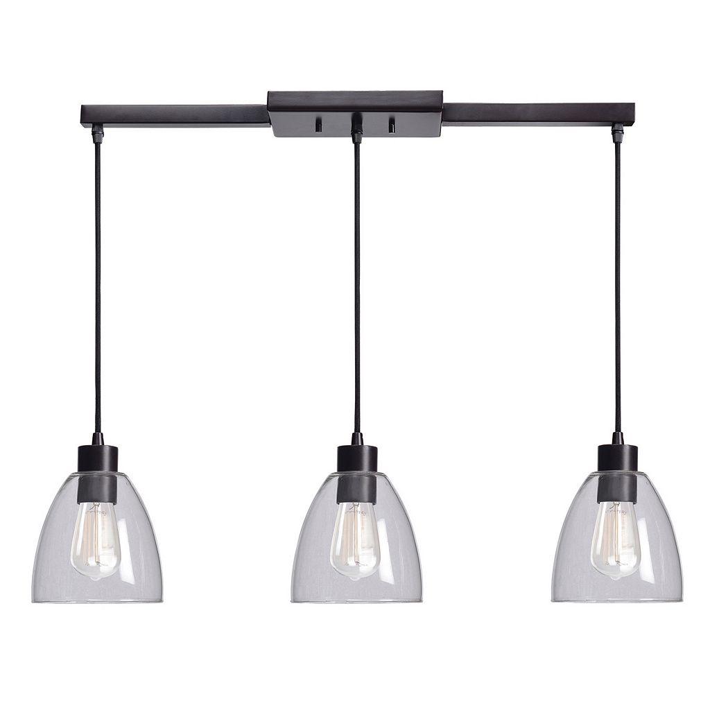 Kenroy Home 3-Light Ceiling Lamp