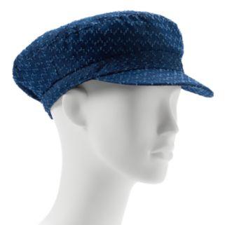 Women's SONOMA Goods for Life™ Denim Zigzag Cadet Hat