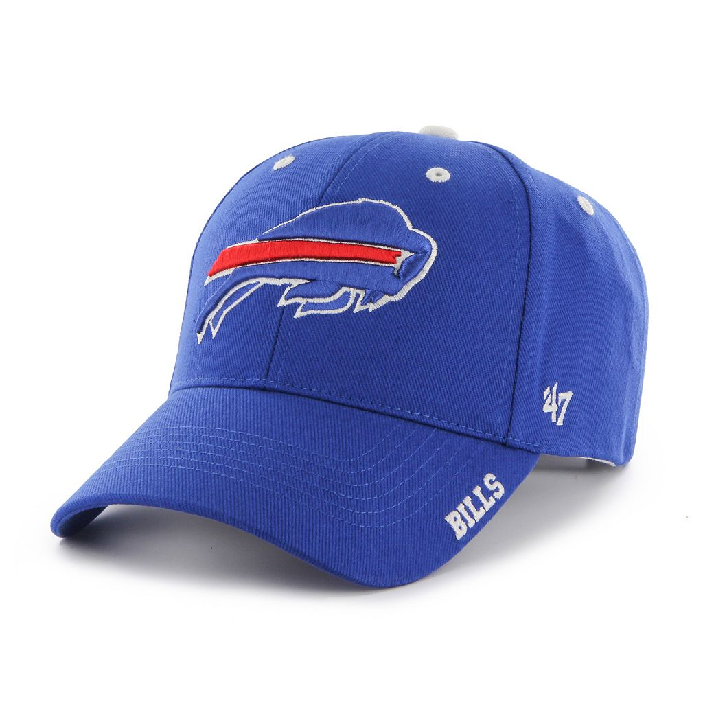 Adult '47 Brand Buffalo Bills Frost MVP Adjustable Cap