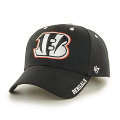 Adult '47 Brand Cincinnati Bengals Frost MVP Adjustable Cap