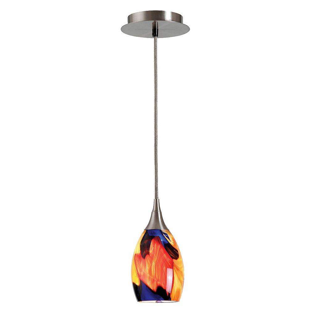 Kenroy Home Multicolored Mini Pendant Light