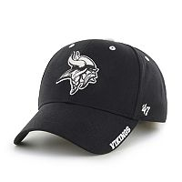 Adult '47 Brand Minnesota Vikings Frost MVP Adjustable Cap