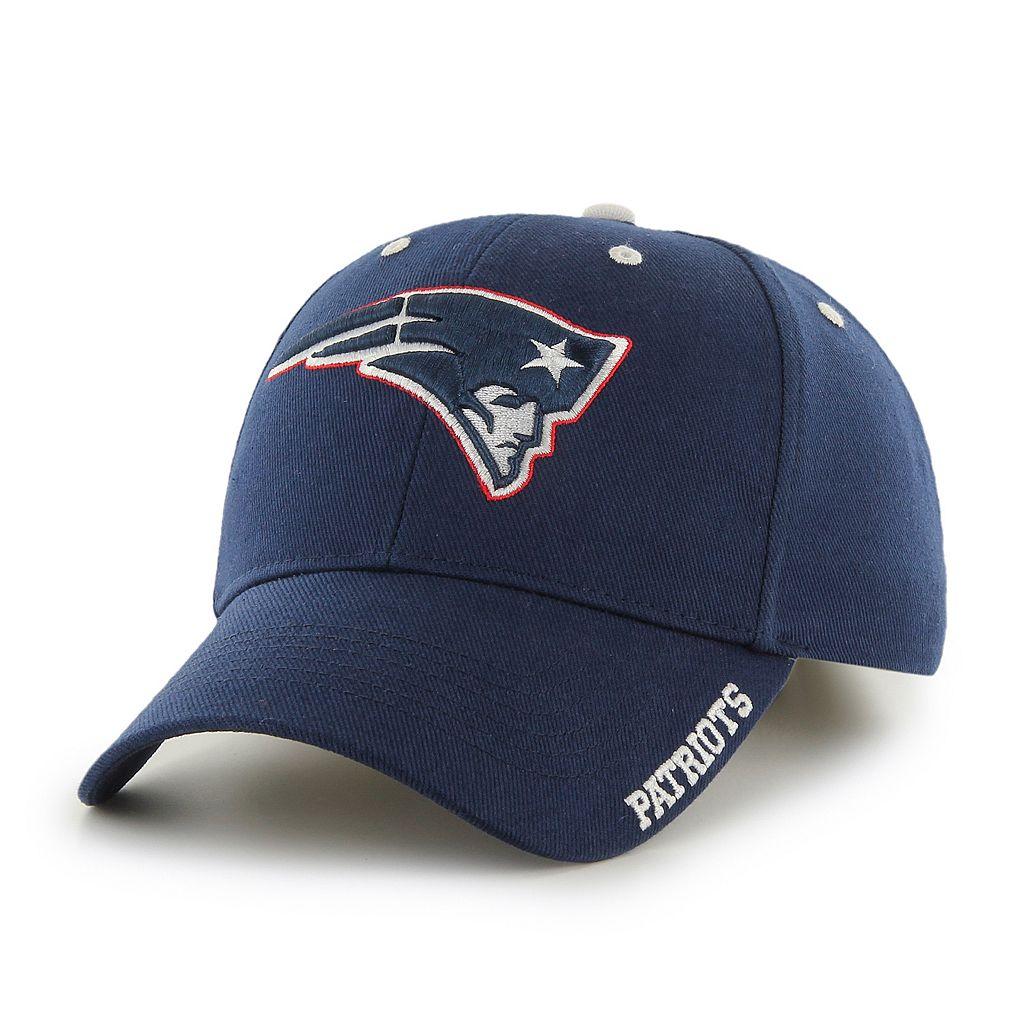 Adult '47 Brand New EnglandPatriots Frost MVP Adjustable Cap