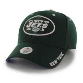 Adult '47 Brand New York Jets Frost MVP Adjustable Cap