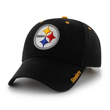 Adult '47 Brand Pittsburgh Steelers Frost MVP Adjustable Cap