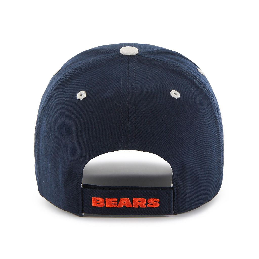 Adult '47 Brand Chicago Bears Frost MVP Adjustable Cap