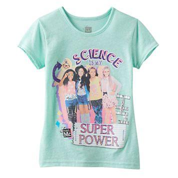 Girls 4-7 Project Mc2 Super Power Tee