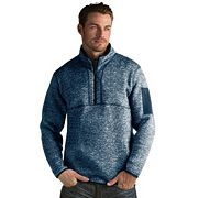 Men's Antigua Fortune Classic-Fit Half-Zip Pullover Sweater