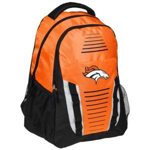 Forever Collectibles Denver Broncos Stripe Franchise Backpack