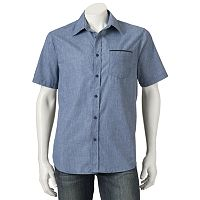 Men's Ocean Current Rider Button-Down Shirt