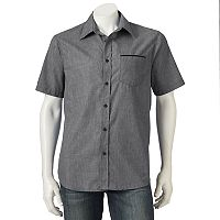 Men's Ocean Current Rider Button-Down Shirt