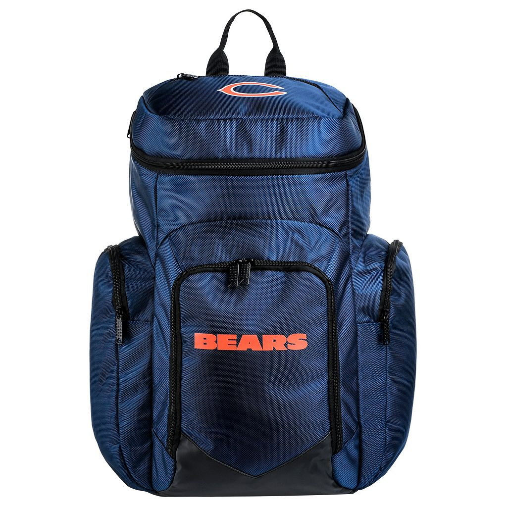 Forever Collectibles Chicago Bears Traveler Backpack