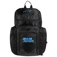 Forever Collectibles Carolina Panthers Traveler Backpack