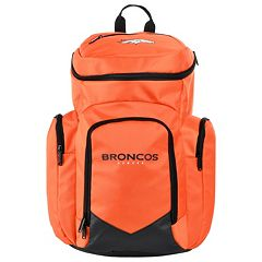 Forever Collectibles Denver Broncos Traveler Backpack