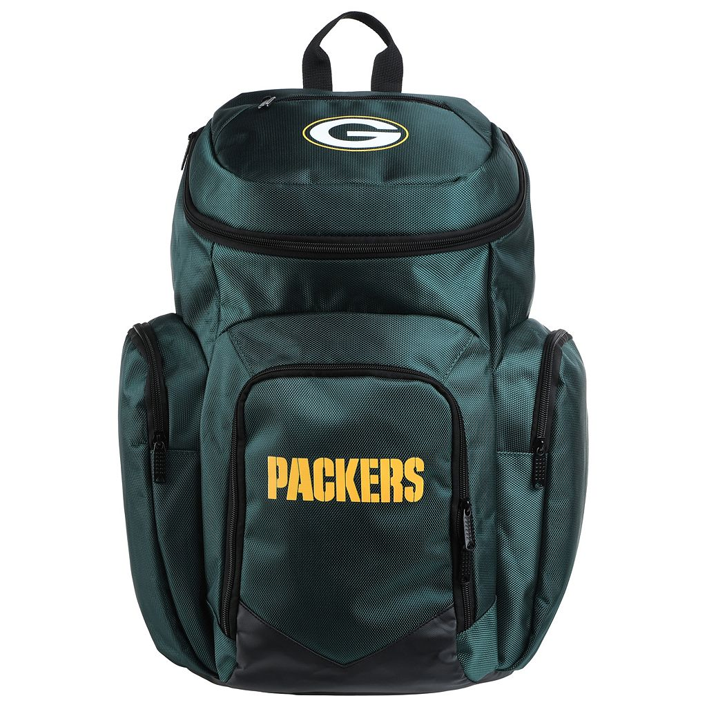 Forever Collectibles Green Bay Packers Traveler Backpack