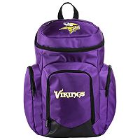 Forever Collectibles Minnesota Vikings Traveler Backpack