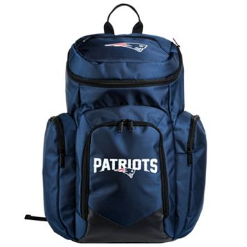 Forever Collectibles New England Patriots Traveler Backpack