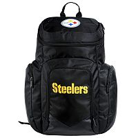 Forever Collectibles Pittsburgh Steelers Traveler Backpack