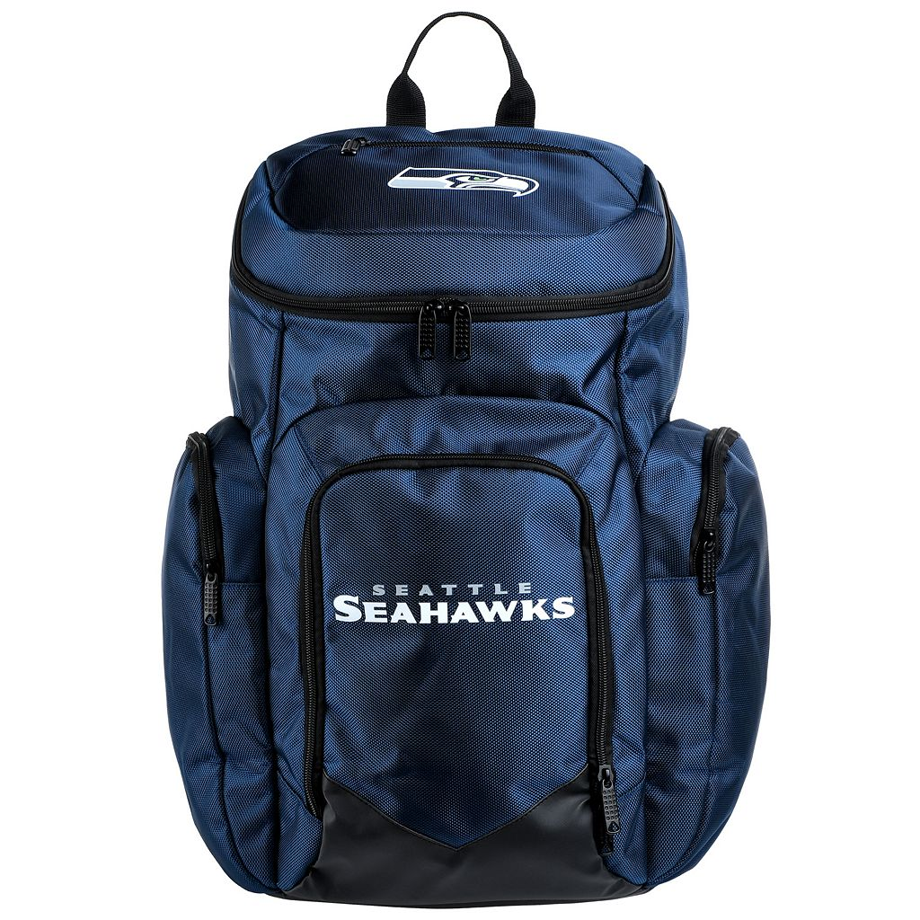 Forever Collectibles Seattle Seahawks Traveler Backpack
