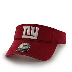 Adult '47 Brand New York Giants Clean Up Visor