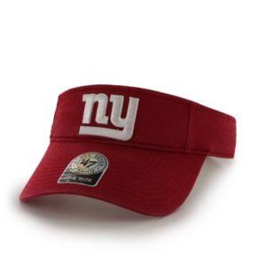 Adult '47 Brand New York Giants Clean Up Visor
