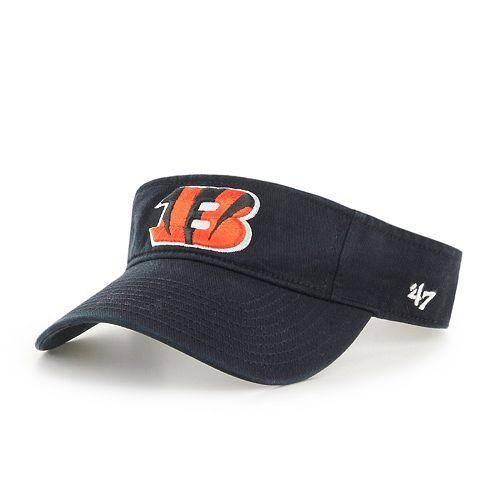 Adult '47 Brand Cincinnati Bengals Clean Up Visor
