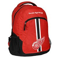 Detroit Red Wings Action Backpack