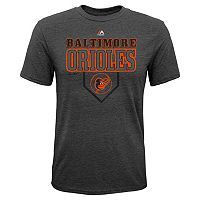 Boys 8-20 Majestic Baltimore Orioles Heirloom Tee