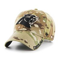 Adult '47 Brand Carolina Panthers Multicam Myers Adjustable Cap