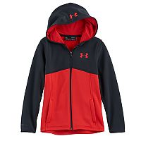 Boys 8-20 Under Armour Fleece Full-Zip Hoodie