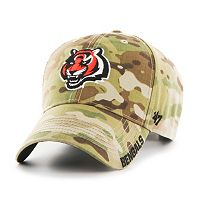 Adult '47 Brand Cincinnati Bengals Multicam Myers Adjustable Cap