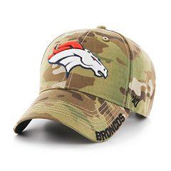 Adult '47 Brand Denver Broncos Multicam Myers Adjustable Cap