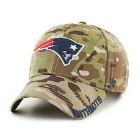 Adult '47 Brand New England Patriots Multicam Myers Adjustable Cap