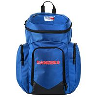 Forever Collectibles New York Rangers Traveler Backpack
