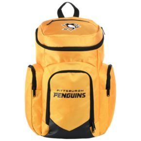 Forever Collectibles Pittsburgh Penguins Traveler Backpack