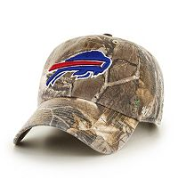Adult '47 Brand Buffalo Bills Realtree Clean Up Adjustable Cap