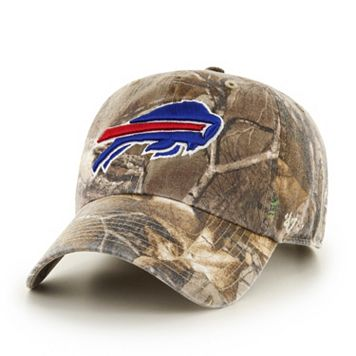 Adult '47 Brand Buffalo Bills Realtree Clean Up Adjustable Cap