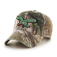 Adult '47 Brand Philadelphia Eagles Realtree Clean Up Adjustable Cap
