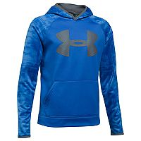Boys 8-20 Under Armour Logo Performance Hoodie