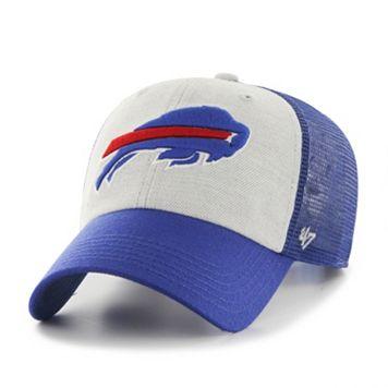 Adult '47 Brand Buffalo Bills Belmont Clean Up Adjustable Cap