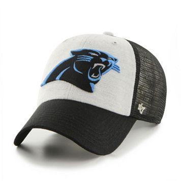 Adult '47 Brand Carolina Panthers Belmont Clean Up Adjustable Cap