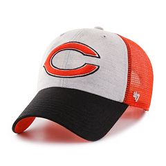 Adult '47 Brand Chicago Bears Belmont Clean Up Adjustable Cap
