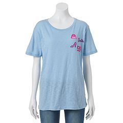 Juniors' Barbie '59' Graphic Tee