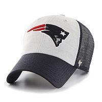 Adult '47 Brand New EnglandPatriots Belmont Clean Up Adjustable Cap