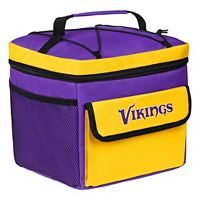 Forever Collectibles Minnesota Vikings All-Star Bungee Cooler